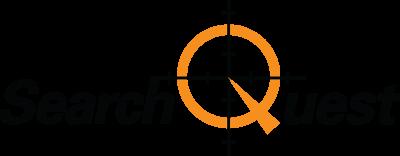 The SearchQuest Orange & Black Logo, circa 2005-2013