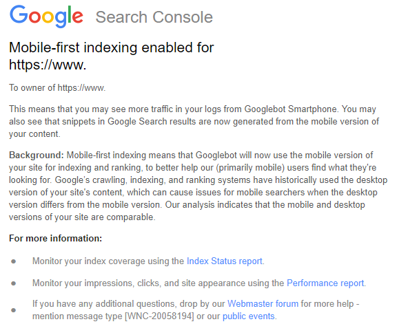 Google Mobile-First Index – What Does It Mean to You? - SQ