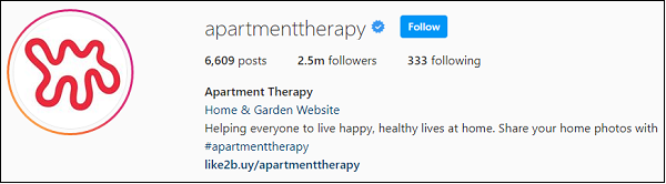 Apartment Therapy - border