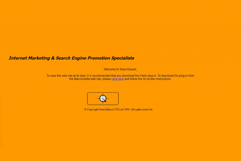 SQ Flash Website
