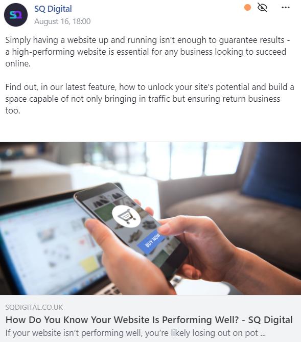 sq digital facebook post