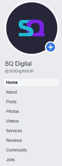 sq digital FB tabs
