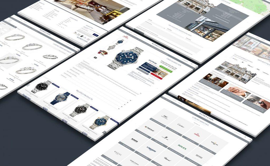 banks-lyon web pages